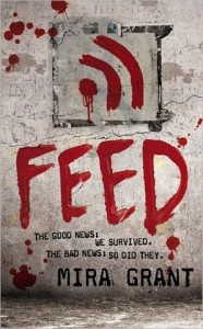 Cover: Feed by Mira Grant