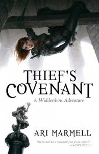 Thief's Covenant, Ari Marmell