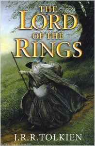 Lord of the Rings, J.R.R. Tolkein