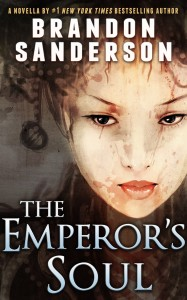 The Emperor's Soul by Brandon Sanderson cover