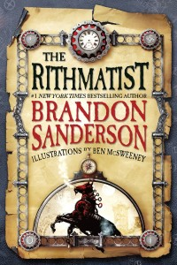 The Rithmatist by Brandon Sanderson Cover