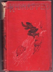 Cover of Kidnapped by Robert Louis Stevenson